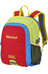 Marmot Kids Half Hitch Backpack Fire/Green Lichen